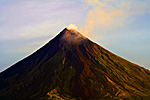 image of Mt. Mayon Volcano