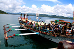Bangka Vessel in Philippines