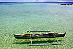 clear water in the Philippines